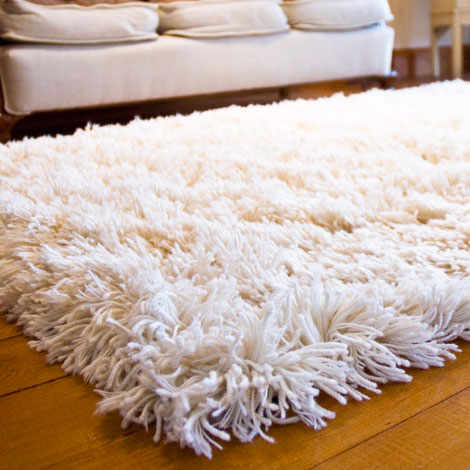 Extra Thick HIghlander Wool Rugs