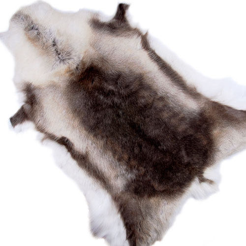 Reindeer Hides from The Real Rug Company