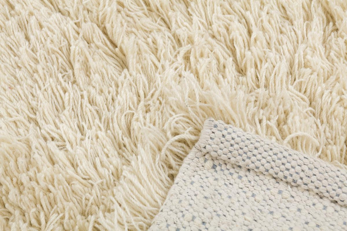 Highlander Shaggy Rug Natural 70x140cm 6