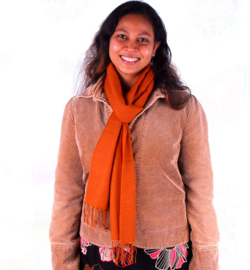 Pashmina Large Scarf - Cashmere and Silk
