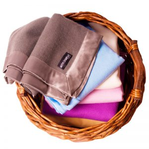 Woven Baby Blanket - Italian Straw