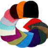 Cabled Cashmere Hats