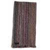 Cashmere Stripe Scarf - Srs07 - 45x180cm