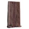 Cashmere Stripe Scarf - Srs14 - 45x180cm