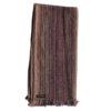 Cashmere Stripe Scarf - Srs20 - 45x180cm