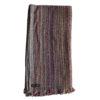 Cashmere Stripe Scarf - Srs23 - 45x180cm