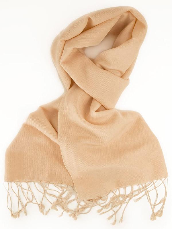 Pashmina Scarf - 30x150cm - 70% Cashmere/30% Silk - Bellini