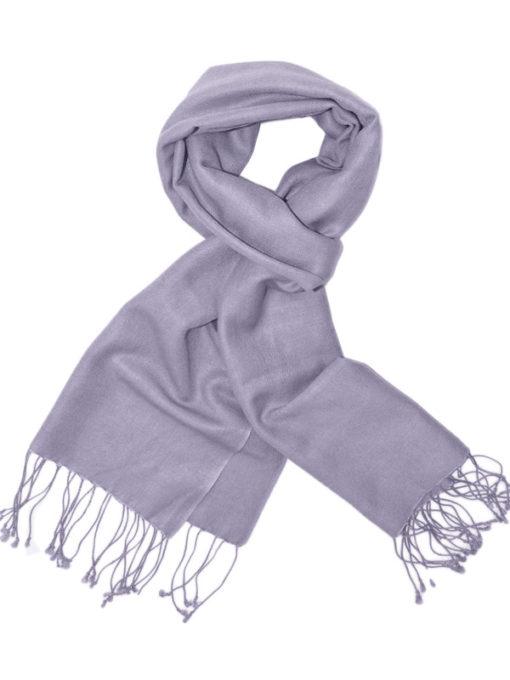 Pashmina Scarf - 30x150cm - 70% Cashmere/30% Silk - Eventide