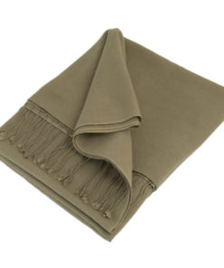 Pashmina Stole - 70x200cm - 70% Cashmere / 30% Silk - Cinder