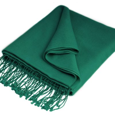 Pashmina Stole - 70x200cm - 70% Cashmere / 30% Silk - North Sea