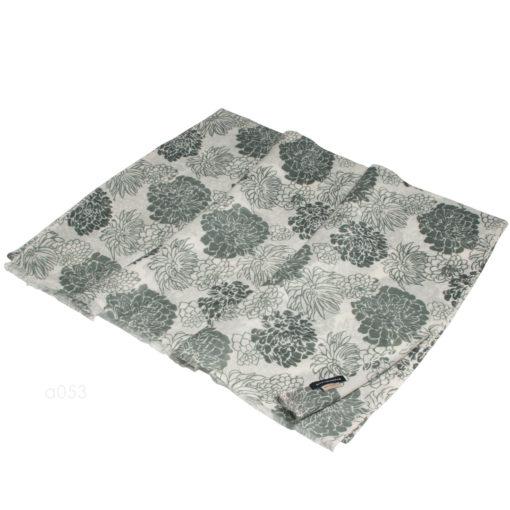 Printed Stole - 100% Cashmere - Twill Weave - Elisa Print - 70x200cm