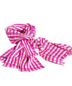 Striped Pashminas