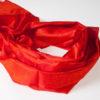 Varanasi Silk Scarf - 24x180cm - Jacquard - Red