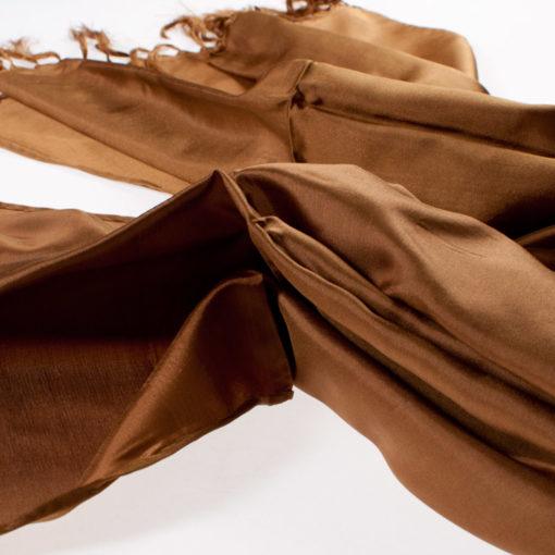 Varanasi Silk Scarf- 55x180cm