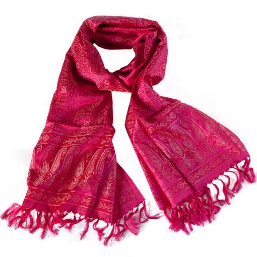 Varanasi Silk Scarves - 100% Silk