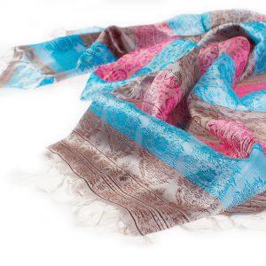 Varanasi Silk Scarves