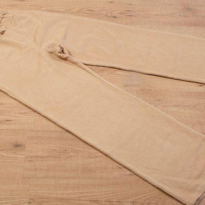 Ladies Yoga Trousers - Small - Camel