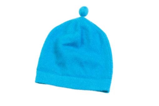 Baby Hat- XS - Bright Turquiose